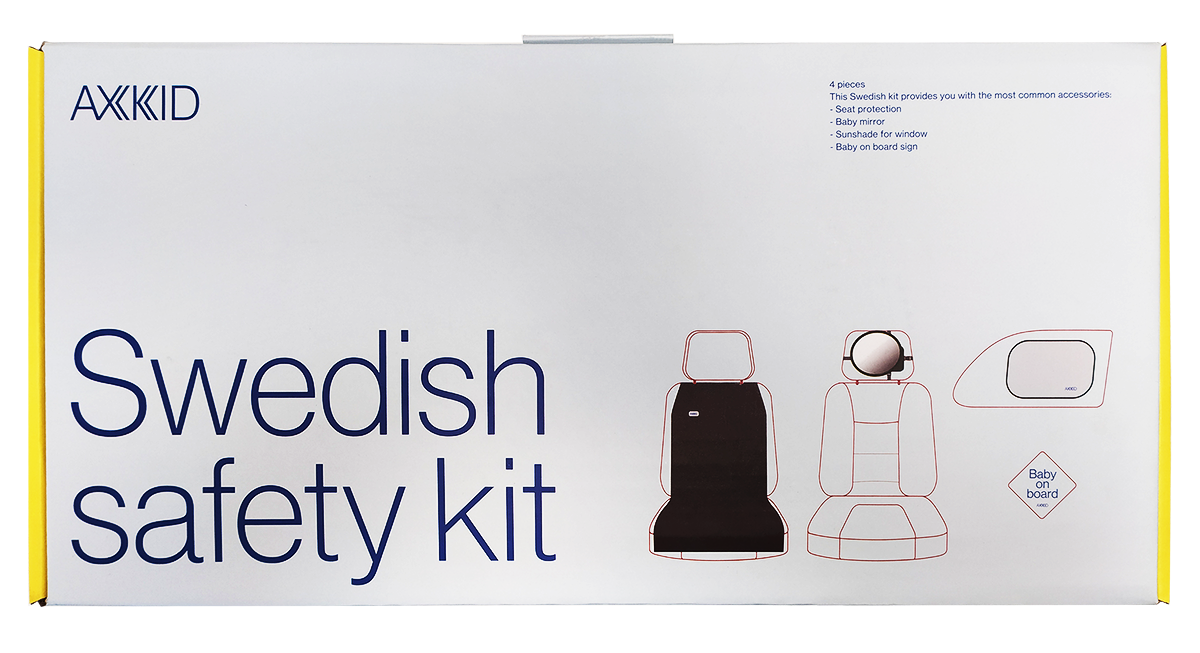 axkid safety kit